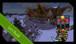 Christmas Special - Santa's Workshop Minecraft Project
