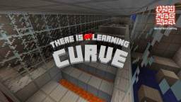 There is no Learning Curve [3 Player Coop] [Puzzle Map] Minecraft Project