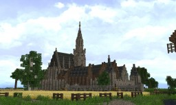 Play Europe: Antwerp and the Burgundian Netherlands Minecraft Map & Project
