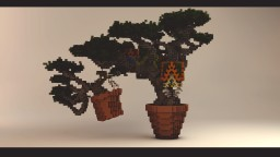 Gustaf Bonsai XVI - Thai Inspired Bonsai Build [World Download!] Minecraft