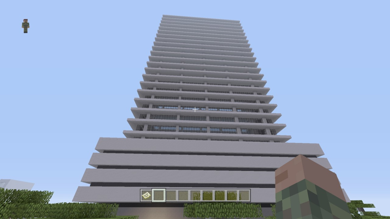 Gta  Minecraft Building