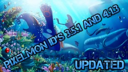 PixelMon Item ID's Process of Updating to 3.5.1 and 4.1.3! ~ Colors will be added soon! Minecraft Blog Post