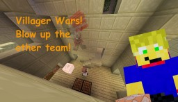 Villager Wars 15w51b+ Minecraft Map & Project