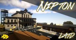 [LATD] Nipton and Nipton Industrial Yard Minecraft Map & Project