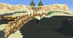 "Alzarwy ""The Oriental bridge City"" Minecraft Map & Project"