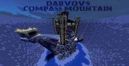 Darvov's Compass Mountain -- Adventure Map