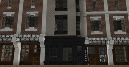 Diagon Alley Minecraft