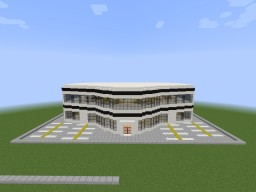 Car dealership Minecraft Project