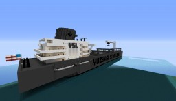 Container ship YSL Renna Minecraft Map & Project