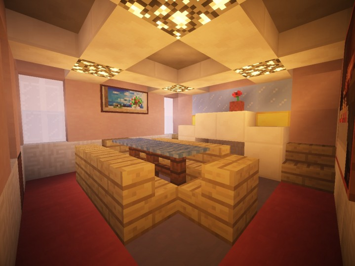 1st Class Ladies room