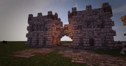 Medieval Gate Minecraft