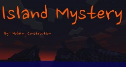 Island Mystery | Survival World With a Tantalizing Mystery | Minecraft Map & Project