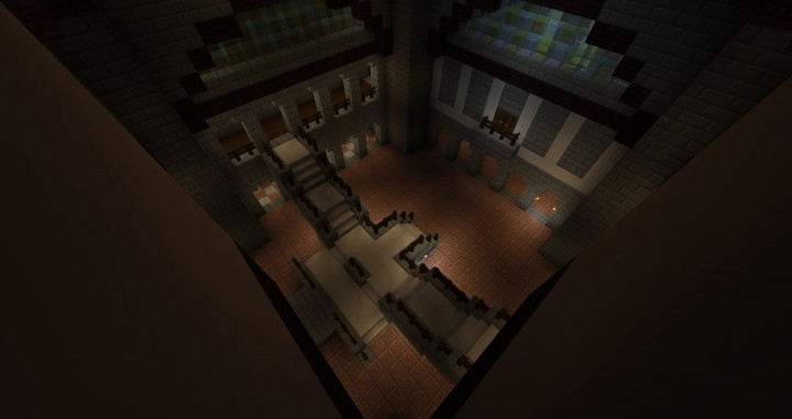 federal palace of switzerland minecraft project