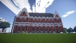 Amsterdam School (WoK) Minecraft Map & Project