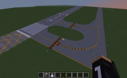 Scale size Airport! Minecraft Map & Project