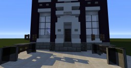 Amsterdam Townhome #2 Minecraft Map & Project