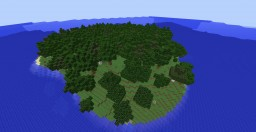 Biome Island Survival Minecraft Project