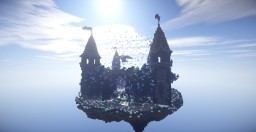 WinterFables Skyblock Minecraft Map & Project