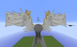 Angel Build Minecraft