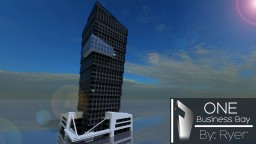 One Business Bay (Skyscraper 22) Minecraft