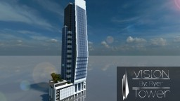 Vision Tower (Skyscraper 23) Minecraft