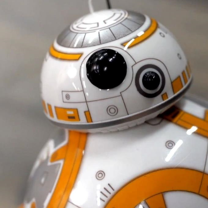 Bb 8 toy review