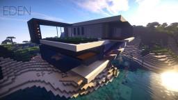 Eden |  Eco Resort Concept Minecraft Project