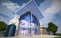 Modern Private School [Download] Minecraft