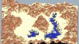 MesaPvP. Custom Terrain[1020 x 1024] Minecraft Map & Project