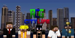 RCG CityLife • CityRP • Economy • Jobs • Cars • Government Minecraft Server