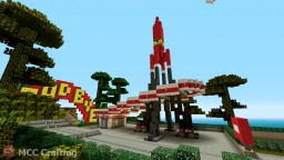Fallout 4 Red Rocket Inspired Petrol Gas Fuel Station Minecraft Minecraft Project