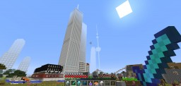 World Trade Center City Minecraft Map & Project