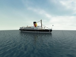 SS Carona Minecraft Map & Project