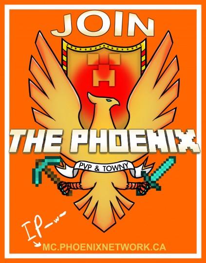 The Phoenix Poster