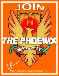 The Phoenix Minecraft Server