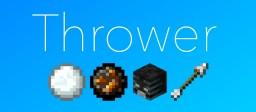 [Bukkit] Thrower Minecraft Mod