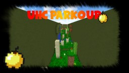 UHC Parkour Minecraft Project