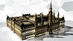 Vienna Townhall Minecraft Project