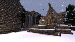 Windhelm - Skyrim - WIP Minecraft Map & Project