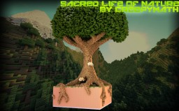 Sacred life of nature Minecraft Map & Project