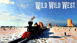 Wild Wild West Minecraft Map & Project