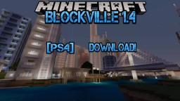 Minecraft Ps4: Blockville City 1.4 [Ps4] Minecraft
