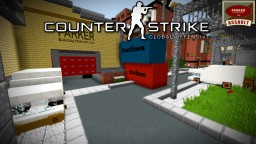 Counter Strike:Global Offensive | CS_Assault Minecraft Map & Project