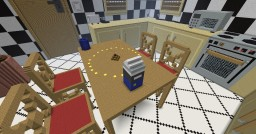 The Survival Games - The Kitchen Minecraft