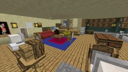 The Big Bang Theory - Set Minecraft Project