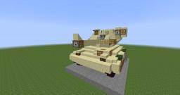 M2A2 Bradley Minecraft Map & Project