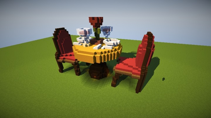 Romantic Garden Minecraft Project |Romantic Minecraft Builds