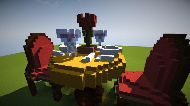 Kleine romantische Fischerhütte mit Boot / Small romantic ... |Romantic Minecraft Builds