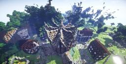 ReaCTPvP spawn Minecraft Project