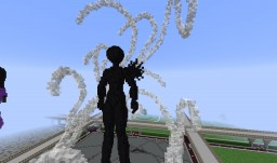 Mist Walker Statue Build Minecraft Project